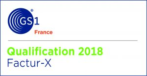 GS1 France - Qualification Factur-X 2018
