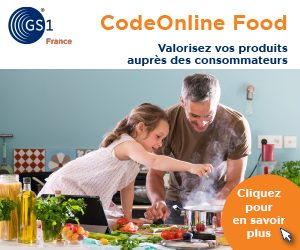Code Online Food GS1 France