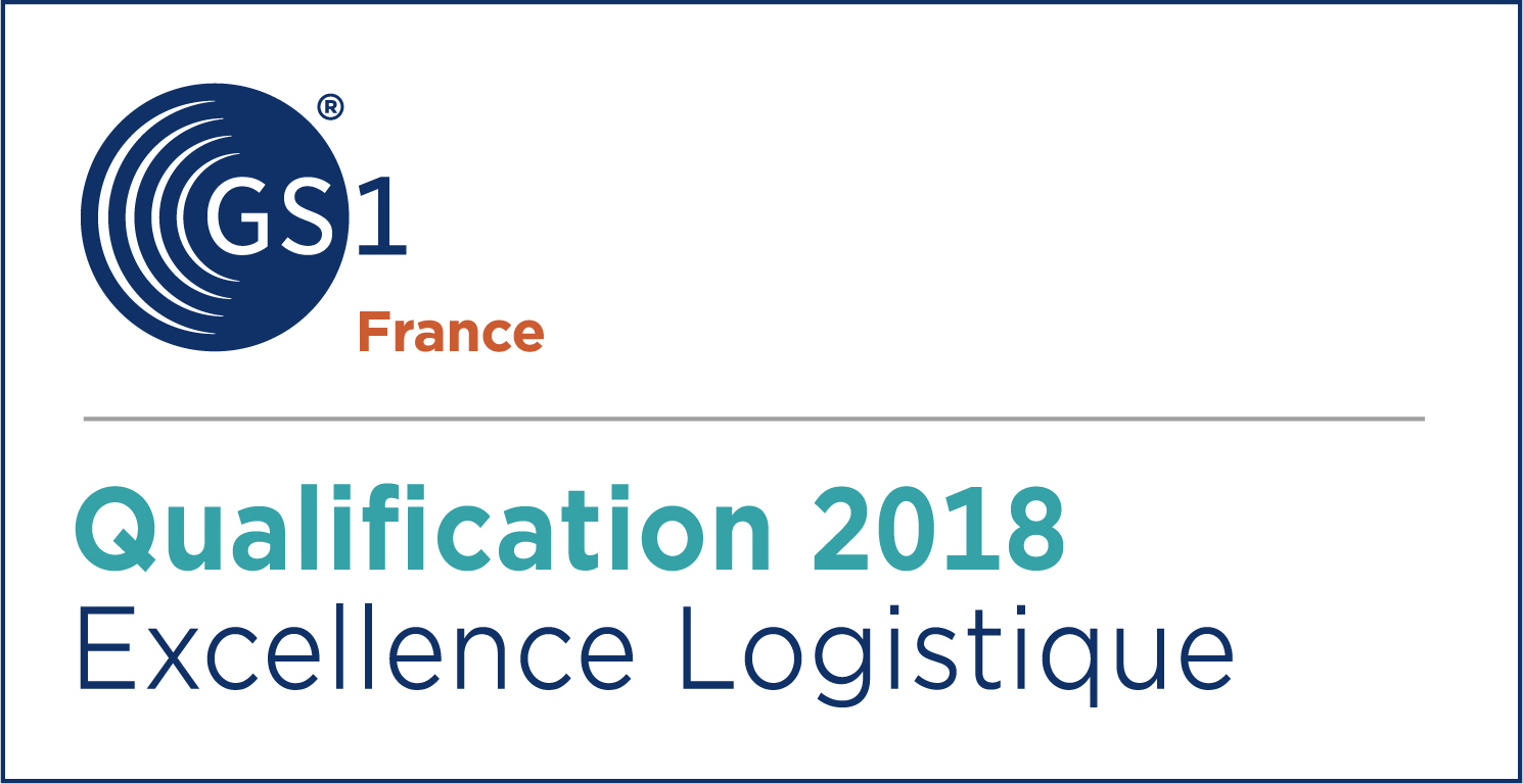 GS1_qualification Excellence Logistique 2018