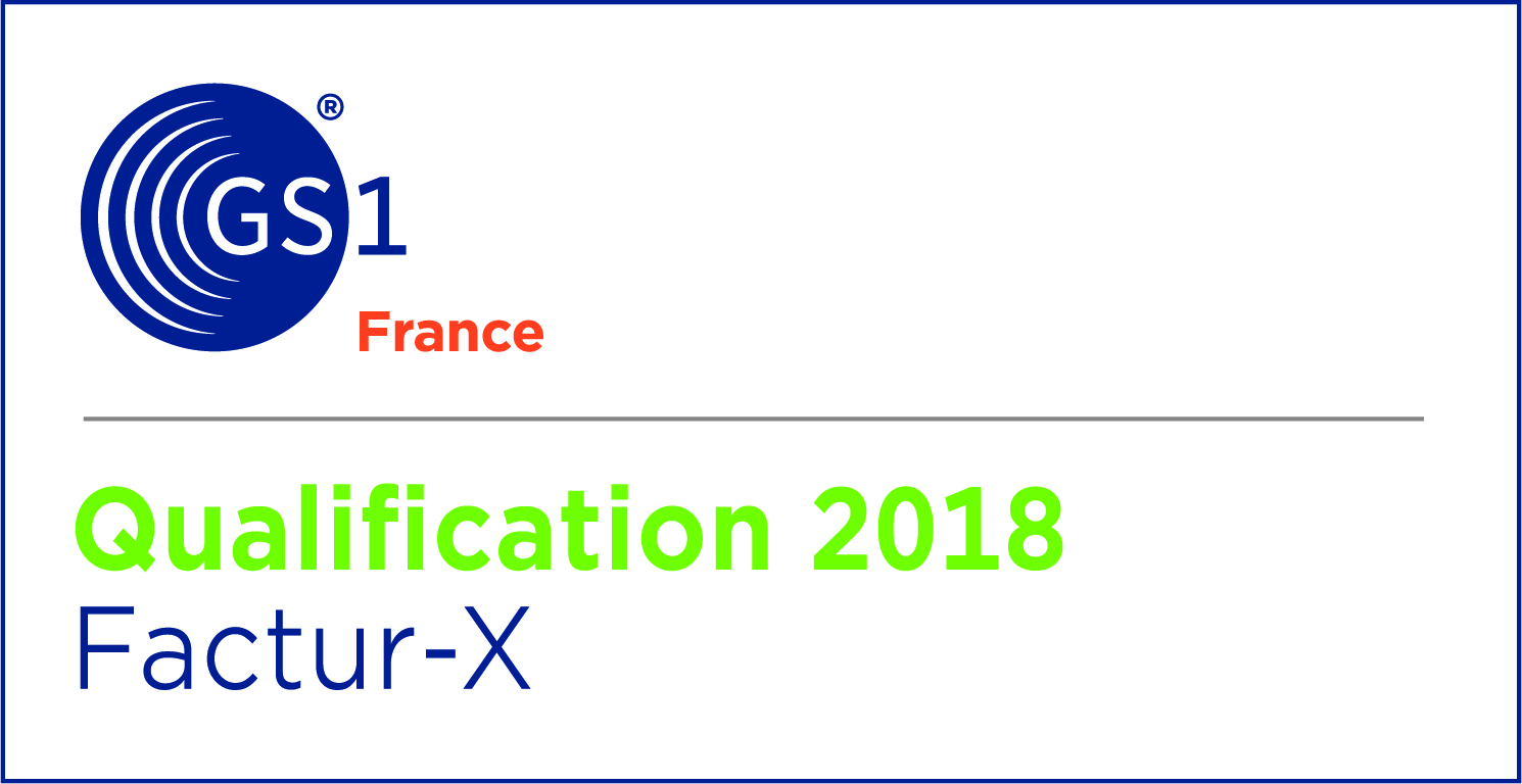 GS1_qualification Facture-X 2018