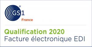 Qualification fecture électronique 2020 GS1 France