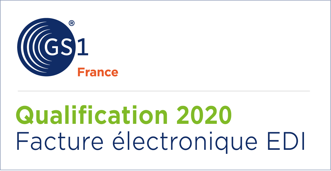 Qualification facture électronique 2020 GS1 France