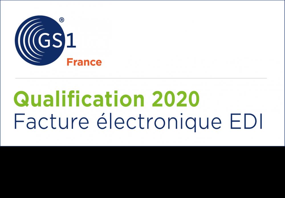 Qualification facture 2020 GS1 France