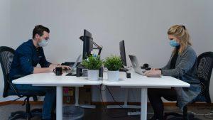 Le télétravail permet à vos collaborateurs de travailler plus confortablement.